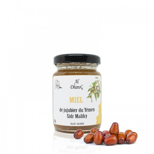 miel de jujubier royal