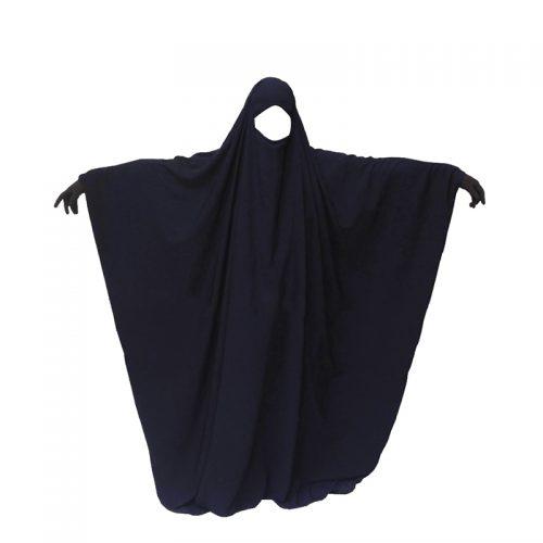 jilbeb 1pcs saoudien bleu nuit