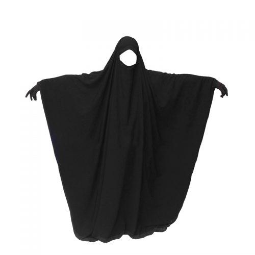 jilbeb 1pcs saoudien noir
