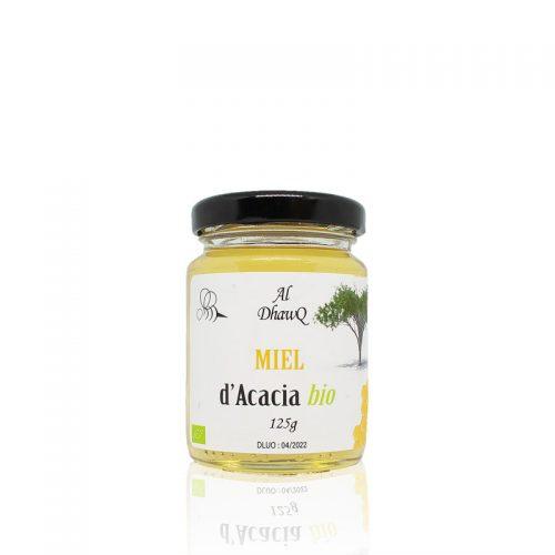 miel acacia bio