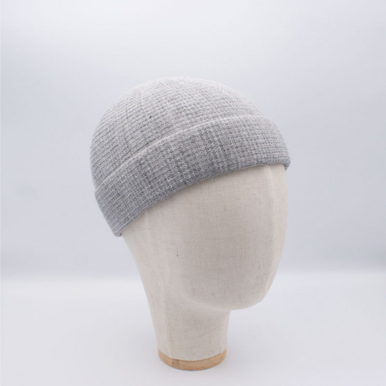 bonnet docker gris clair